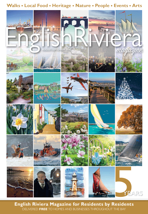 English Riviera Magazine August 2019