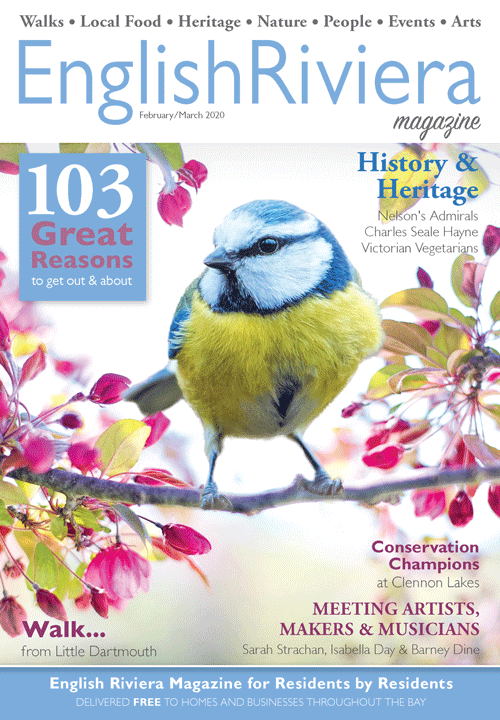English Riviera Magazine February 20 cover
