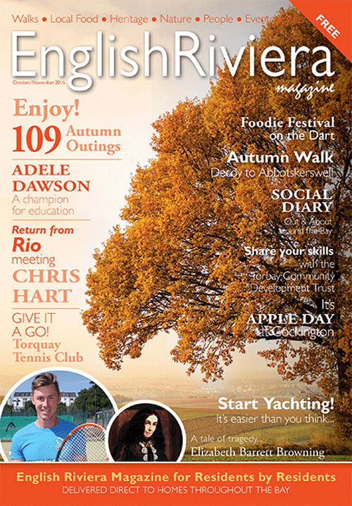 English Riviera Magazine October 2019