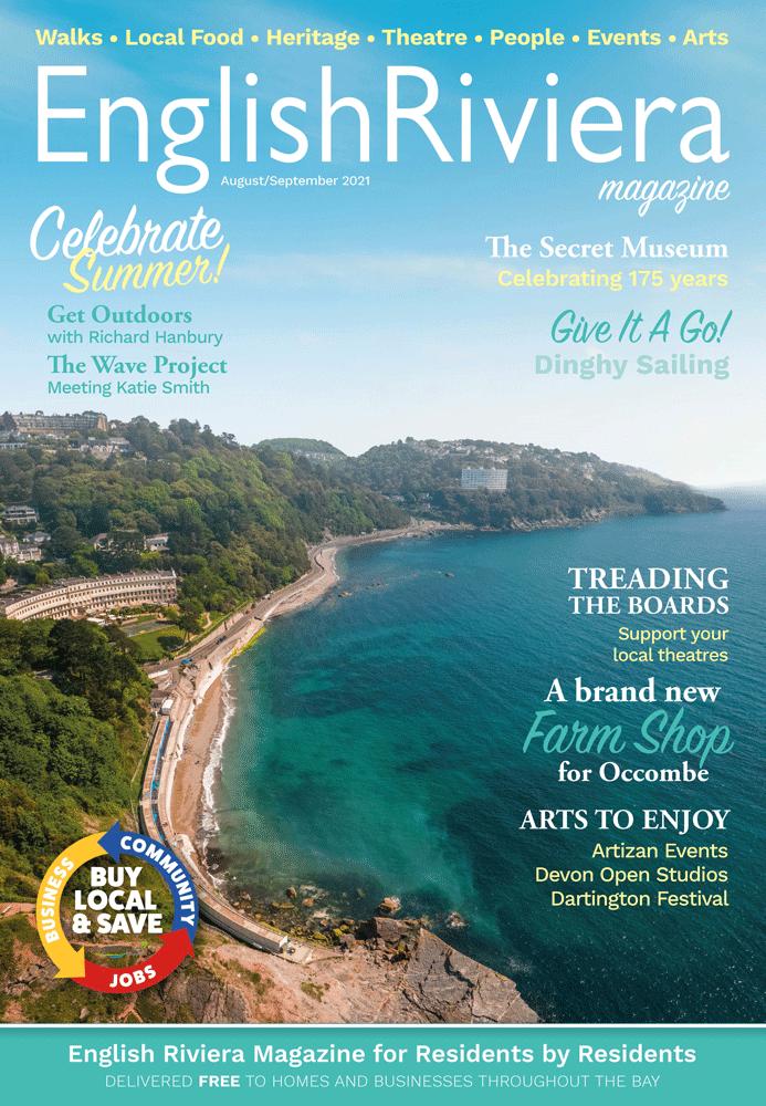 English Riviera Magazine December 2019